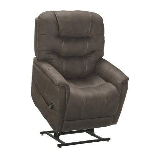 Ballister Power Lift Recliner with Power Headrest & Lumbar