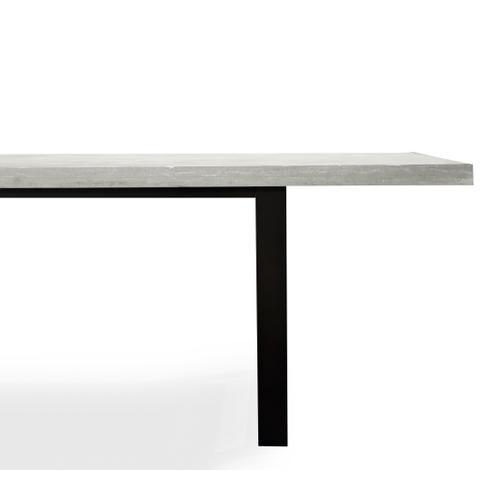 Tov Furniture - Urban Light Concrete Table