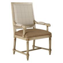 See Details - Durham Arm Chair