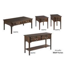 H669 Arcadia Tables