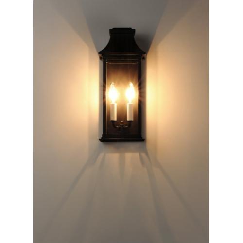Maxim Lighting - Vicksburg 2-Light Outdoor Pocket Wall Sconce