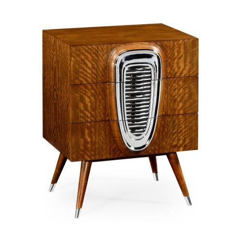 50's Americana chest of drawers