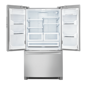 Frigidaire Professional - Frigidaire Professional 22.4 Cu. Ft. Counter-Depth French Door Refrigerator