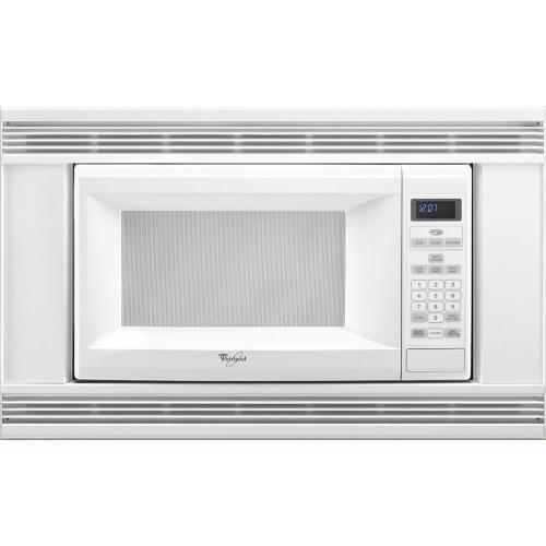 "Whirlpool - 30"" 1.5 cu. ft. Countertop Microwave Trim Kit Model MK1150XVQ"