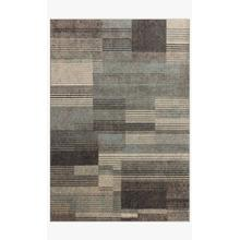 BOW-06 Storm / Taupe Rug