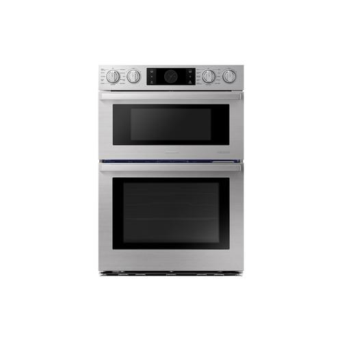 "30"" Flex Duo™ Chef Collection Microwave Combination Wall Oven in Stainless Steel"