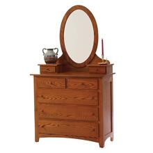 Elizabeth Lockwood Dressing Chest- Mirror