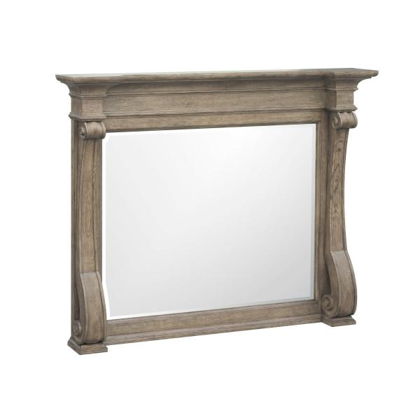 Ella Mirror in Gray