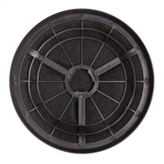 Charcoal replacement filter for use with Broan BWP, BWS and BWT series range hoods