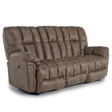 See Details - LUCAS Power Reclining Sofa W/Power Tilt Headrest
