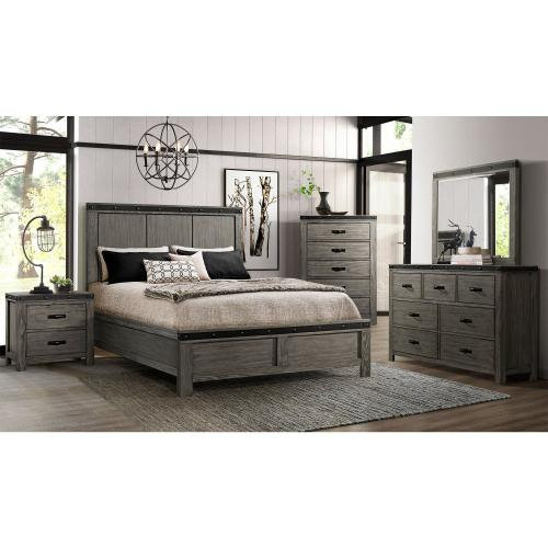 Wade Queen Bed