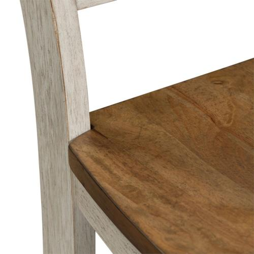 Ladder Back Side Chair (RTA)