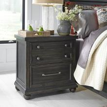 View Product - Night Stand w/ Charging Station