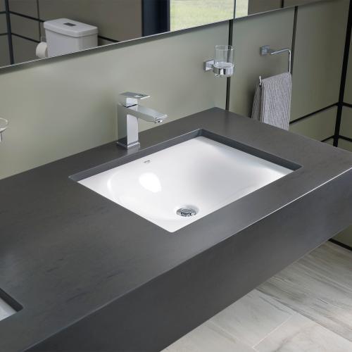 Product Image - Eurocube Single Hole Single-handle M-size Bathroom Faucet 1.2 Gpm