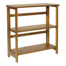See Details - Bandon 3/shelf Bookcase