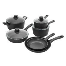 View Product - BALLARINI Avola 10-pc, Aluminum Nonstick Cookware Set