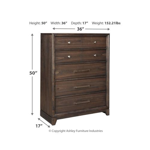 Brueban Chest of Drawers