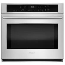 "Monogram 30"" Electric Convection Single Wall Oven- Open Box"