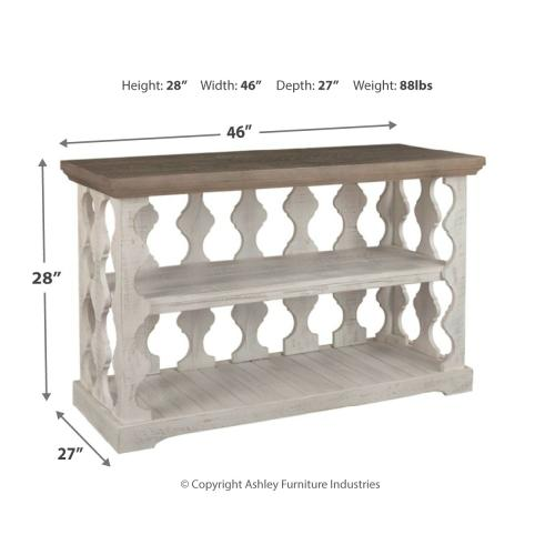 Havalance Sofa/console Table