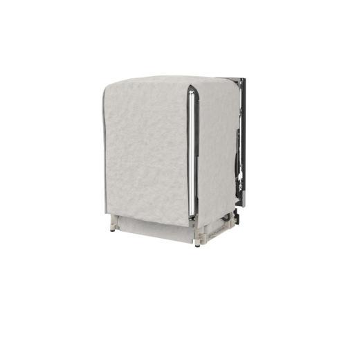 KitchenAid Canada - 44 dBA Dishwasher with FreeFlex Third Rack and LED Interior Lighting - Stainless Steel with PrintShield™ Finish
