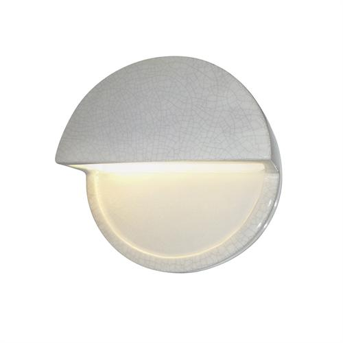 ADA Dome LED Wall Sconce (Open Top)
