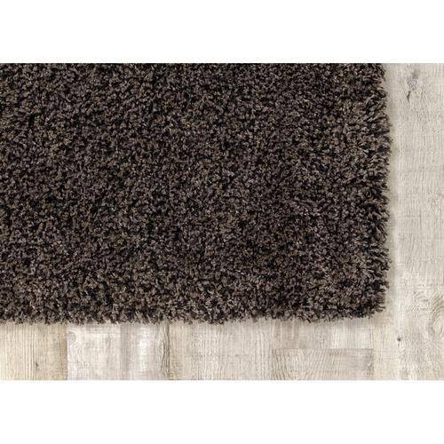 Shaggy 00022 Charcoal 6 x 8