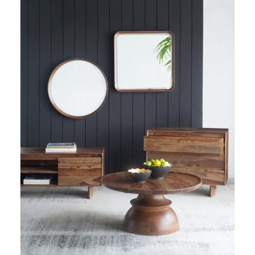 A & B Home - Framed Mirror