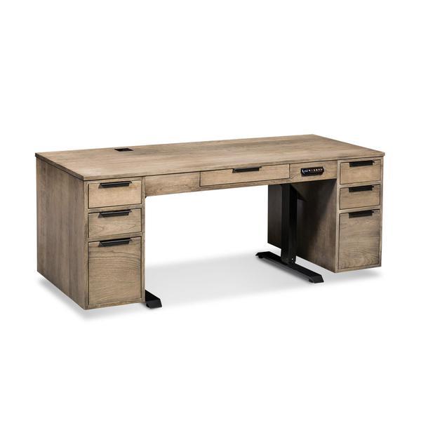 Blocher III Lift Desk