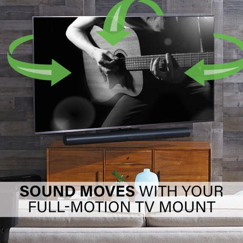 Extendable Soundbar TV Mount Designed for Sonos Arc Sound bar