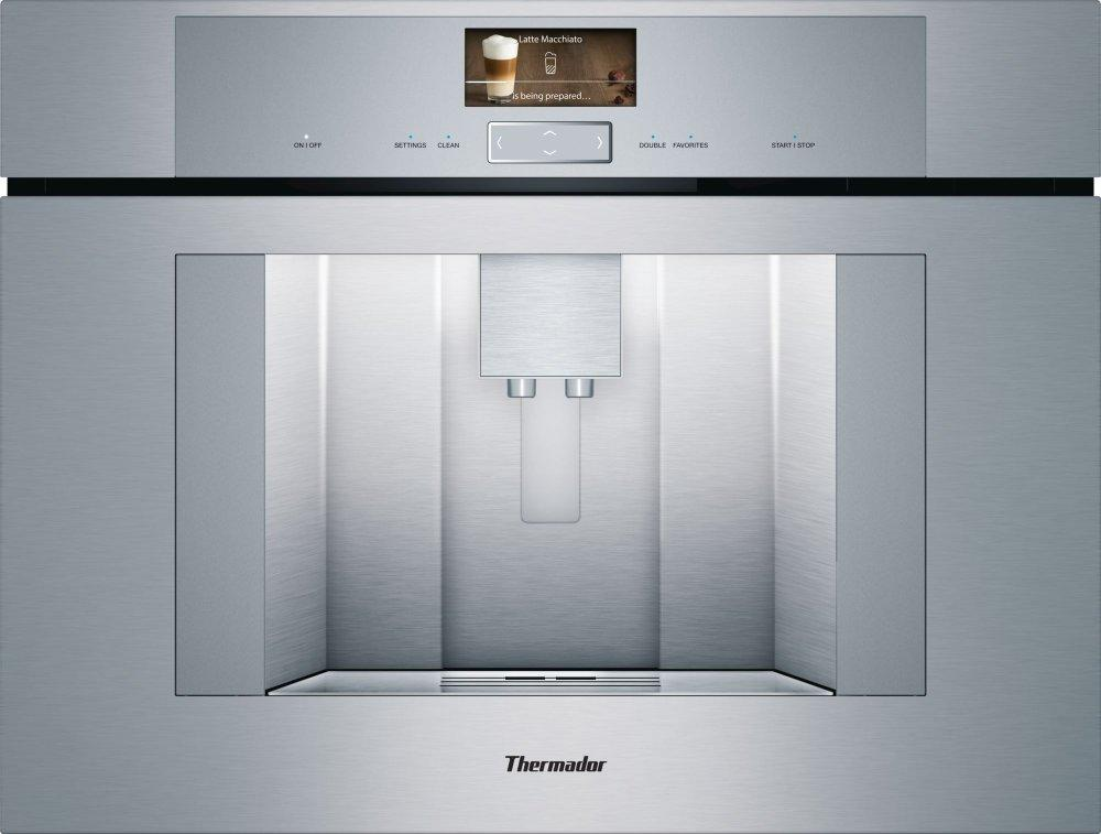 ThermadorBuilt-In Coffee Machine Stainless Steel Tcm24ps