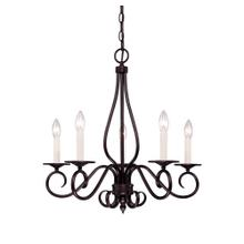 View Product - Oxford 5 Light Chandelier