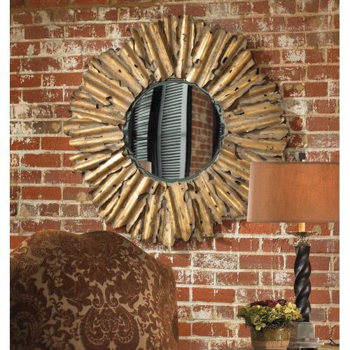 Product Image - Hemani Round Mirror