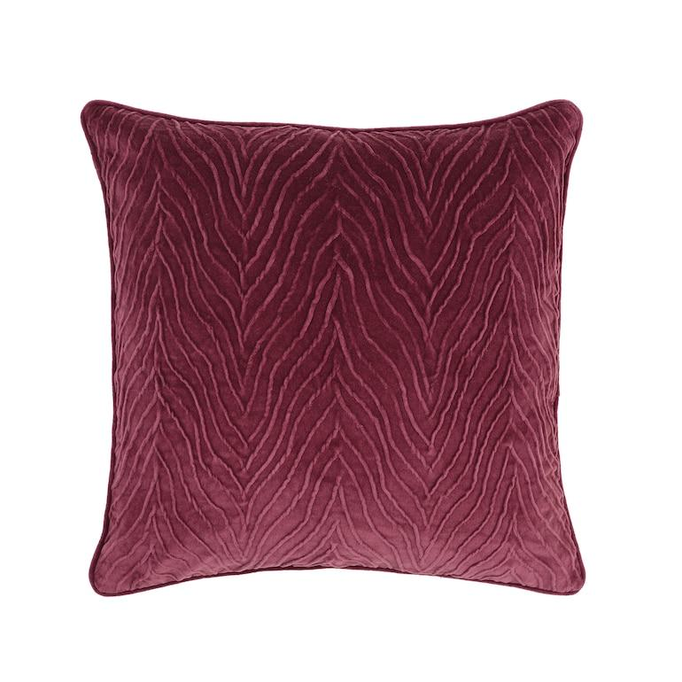 Langston Pillow Cover Wine