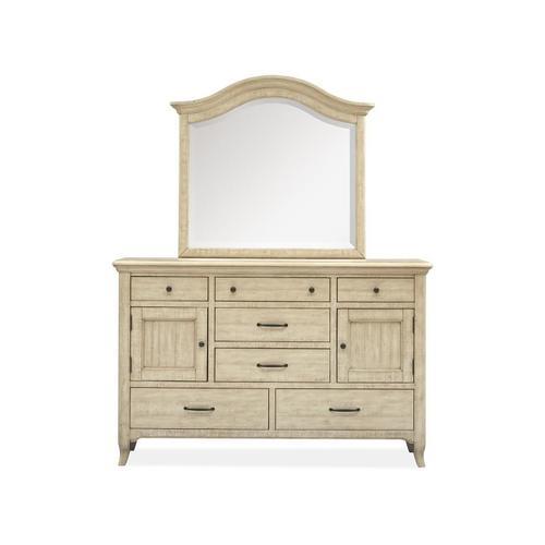Magnussen Home - Drawer Dresser