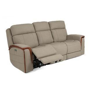Snyder Power Reclining Sofa with Power Headrests