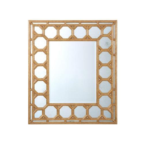 See Details - Carmen Rectangular Wall Mirror