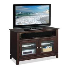 Marlowe 42-Inch TV Console Warm Ebony finish