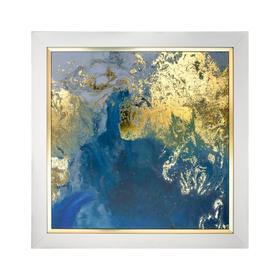 OCEAN SPLASH - GOLD FOIL