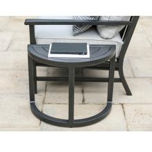 Contempo Crescent End Table