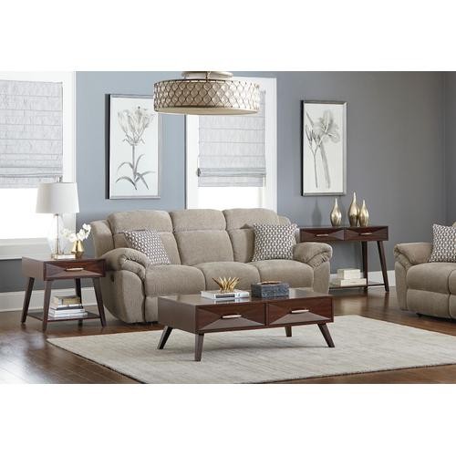 Forsythe Coffee Table, Brown