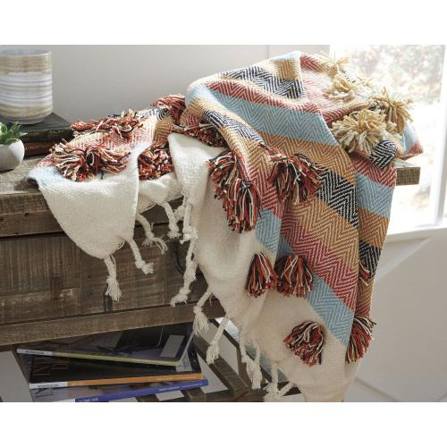 Jacinta Throw (set of 3)