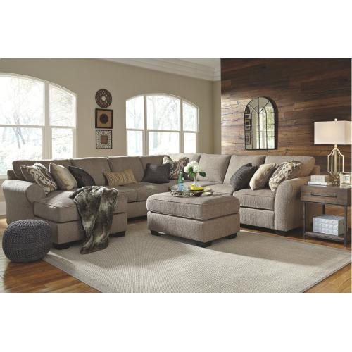 Pantomine 5-piece Sectional With Chaise