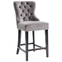 Rizzo 26'' Counter Stool, set of 2 in Grey