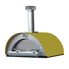 40in Wood Fired Pizza Oven Giallo (Yellow)