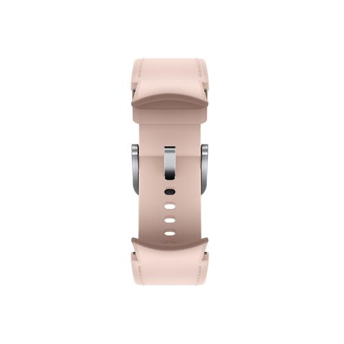 Samsung - Galaxy Watch4, Galaxy Watch4 Classic Hybrid Leather Band, M/L, Pink