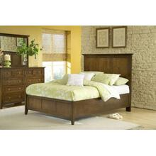 Paragon Queen Panel Bed