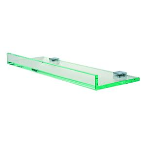 Pombo Tetris R Glass Shelf, 24""