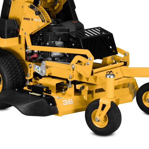 PRO X 636 COMMERCIAL STAND-ON MOWER
