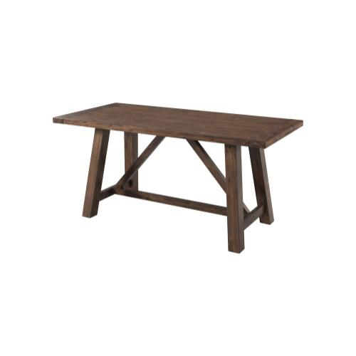 Renegade Table, 4 Side Chairs and Bench