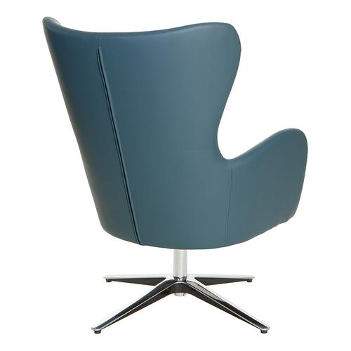 Ultra-modern Swivel Arm Chair By Worksmart